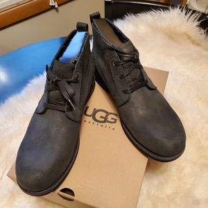 UGG Brompton Chukka - Black - Size 11